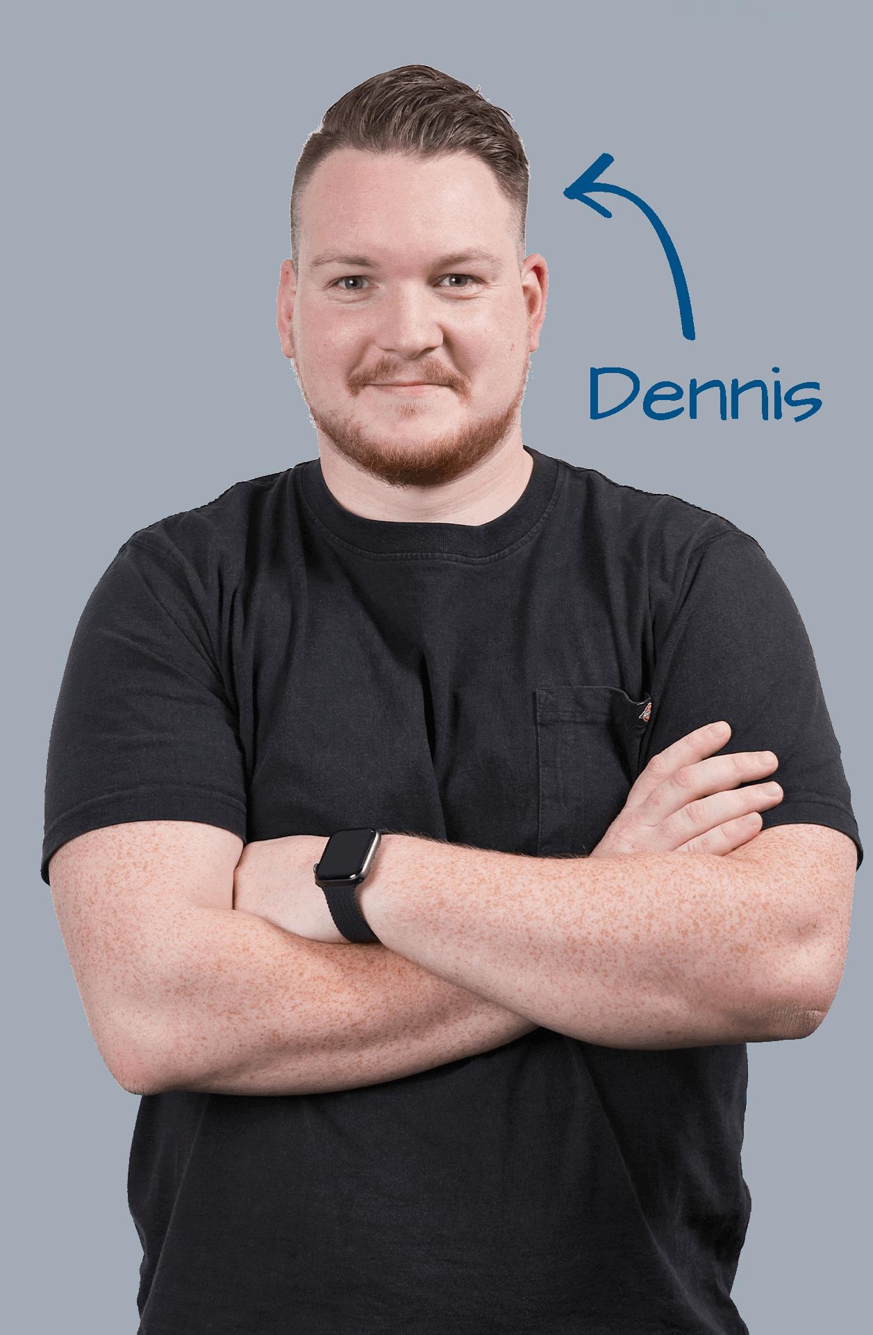 Dennis Eising - Webdeveloper bij Meceda