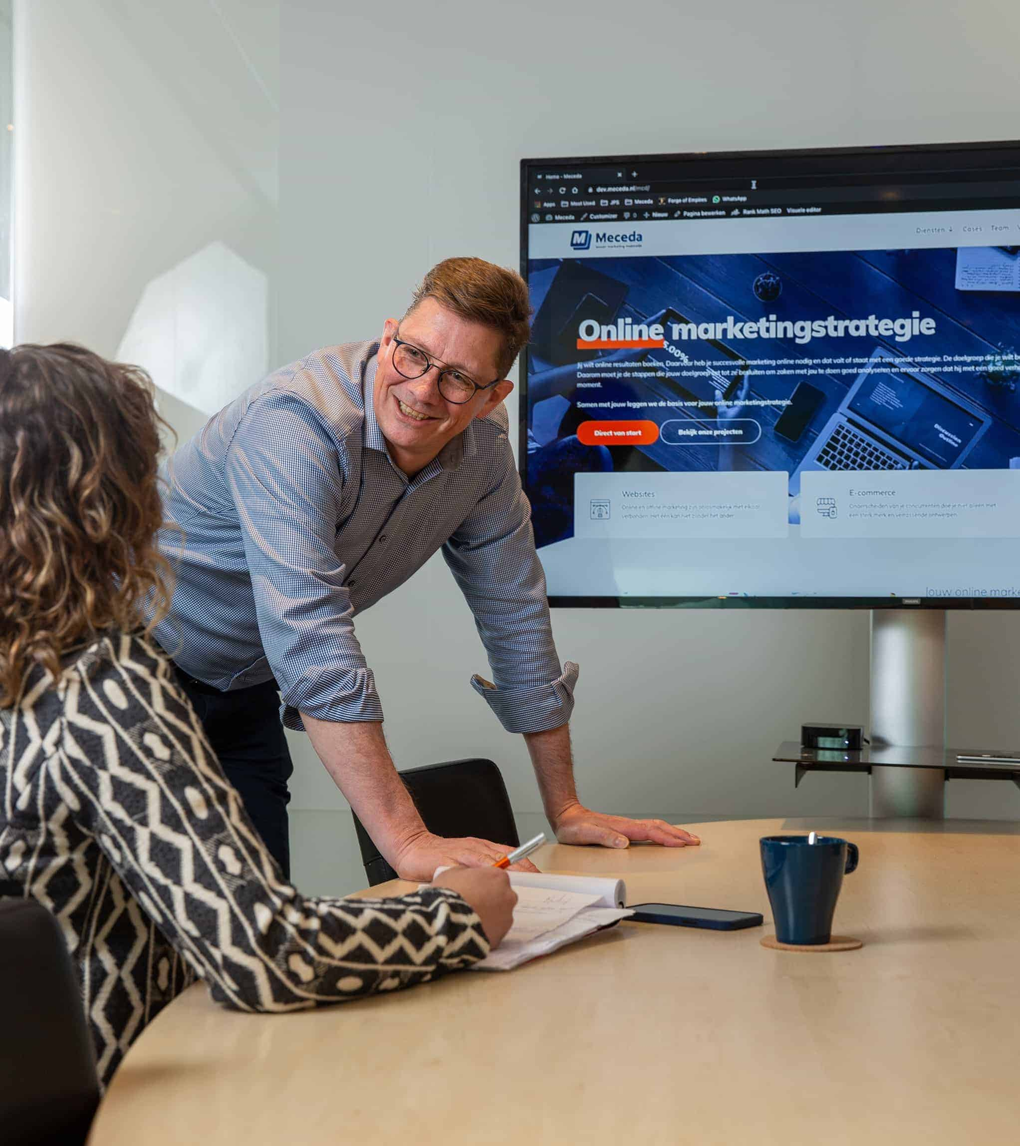 Website laten maken (SEO) Groningen door Jan-Paul Steggerda & Dagmar Post