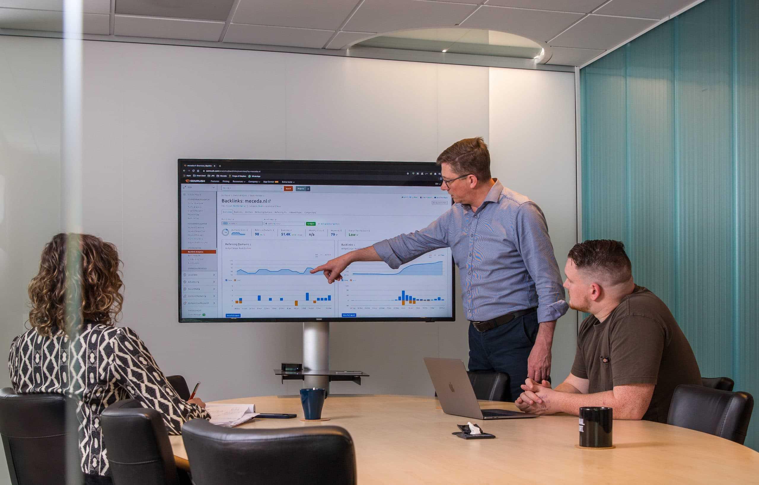 Online Marketingbureau (SEO) Groningen door Jan-Paul Steggerda, Dagmar Post & Dennis Eising